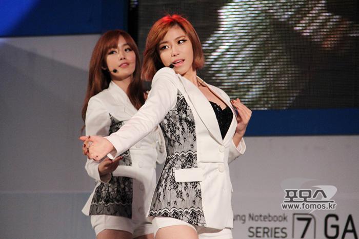 Secret cháy hết mình tại chung kết WCG Hàn Quốc 2012 - Ảnh 2