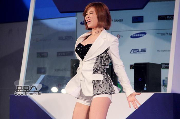 Secret cháy hết mình tại chung kết WCG Hàn Quốc 2012 - Ảnh 5