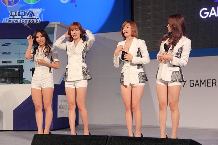 Secret cháy hết mình tại chung kết WCG Hàn Quốc 2012 - Ảnh 7