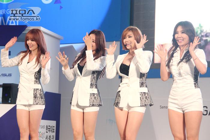 Secret cháy hết mình tại chung kết WCG Hàn Quốc 2012 - Ảnh 11