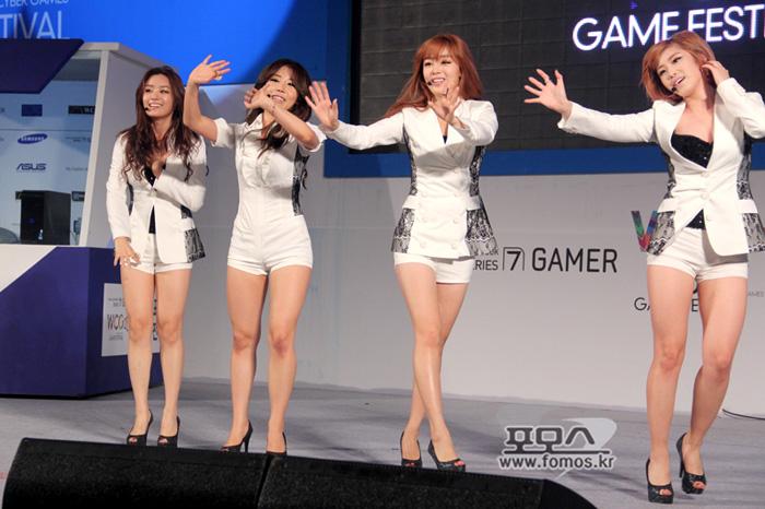 Secret cháy hết mình tại chung kết WCG Hàn Quốc 2012 - Ảnh 12