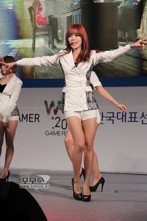Secret cháy hết mình tại chung kết WCG Hàn Quốc 2012 - Ảnh 14