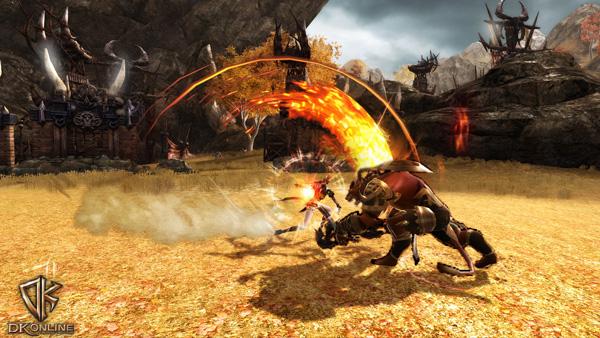 Soi cận cảnh chiến trận trong DK Online - Ảnh 4