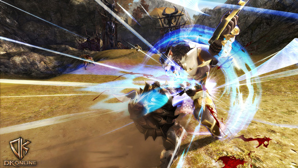 Soi cận cảnh chiến trận trong DK Online - Ảnh 9