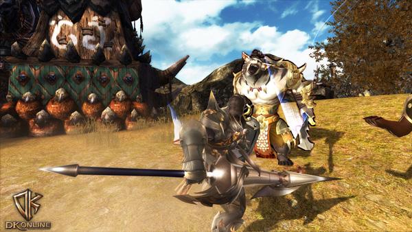 Soi cận cảnh chiến trận trong DK Online - Ảnh 14