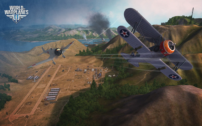 Soi máy bay Nhật Bản trong World of Warplanes