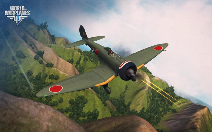 Soi máy bay Nhật Bản trong World of Warplanes - Ảnh 3