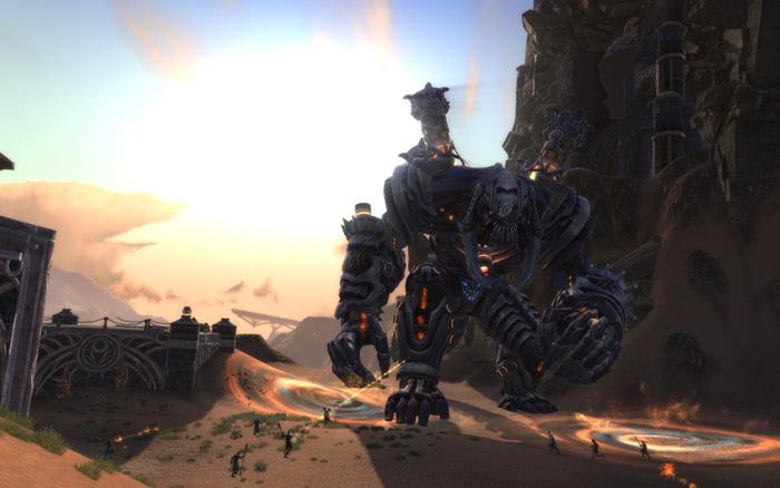 Hình ảnh mới nhất của RIFT: Storm Legion - Ảnh 1