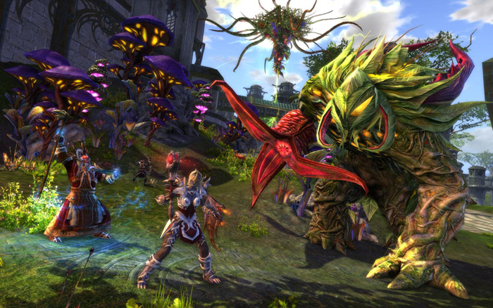 Hình ảnh mới nhất của RIFT: Storm Legion - Ảnh 2