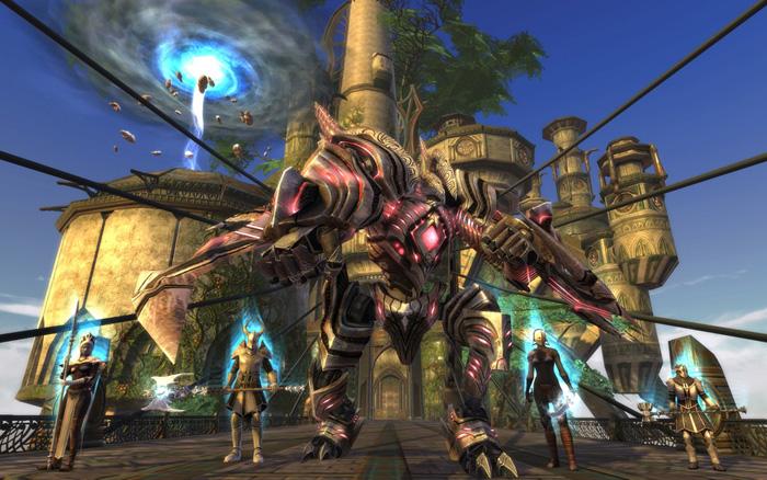 Hình ảnh mới nhất của RIFT: Storm Legion - Ảnh 5