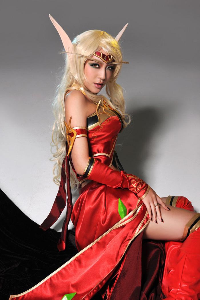 World of Warcraft: Loạt ảnh cosplay tuyệt đẹp về Elf - Ảnh 5