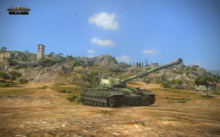 Chiêm ngưỡng tăng Anh trong World of Tanks 8.1 - Ảnh 4