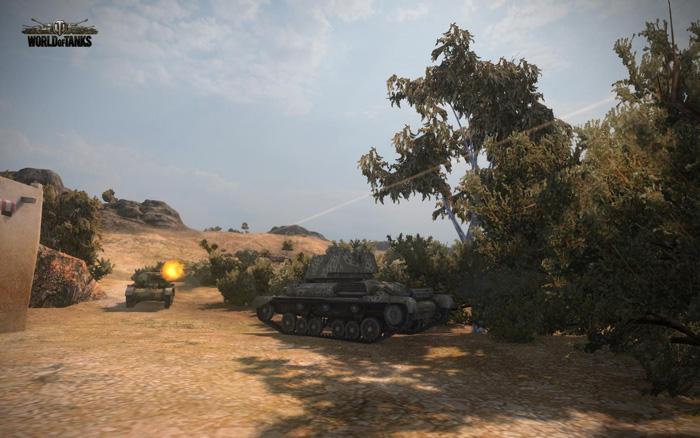 Chiêm ngưỡng tăng Anh trong World of Tanks 8.1 - Ảnh 5