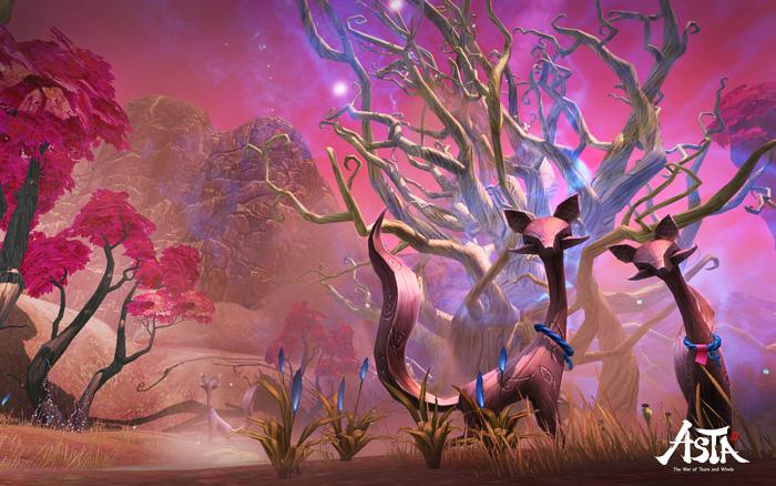 Bộ hình nền đầy vẻ ma quái của Asta - Ảnh 2