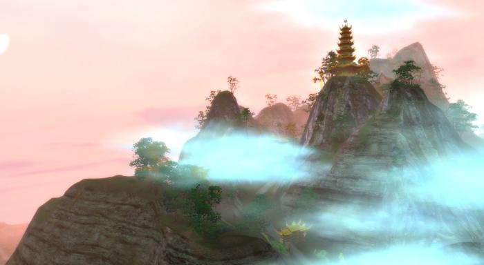 """""""Phê lòi mắt"""" với phong cảnh trong Thiên Hạ 3 - Ảnh 2"""
