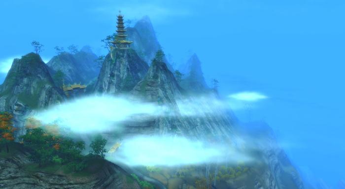 """""""Phê lòi mắt"""" với phong cảnh trong Thiên Hạ 3"""