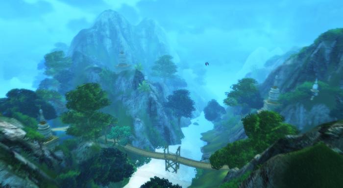 """""""Phê lòi mắt"""" với phong cảnh trong Thiên Hạ 3 - Ảnh 4"""