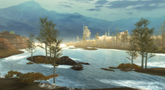 """""""Phê lòi mắt"""" với phong cảnh trong Thiên Hạ 3 - Ảnh 7"""