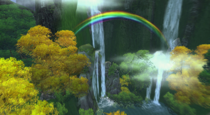 """""""Phê lòi mắt"""" với phong cảnh trong Thiên Hạ 3 - Ảnh 8"""