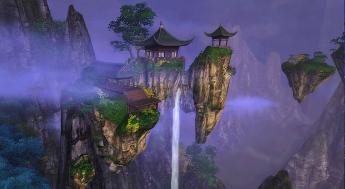 """""""Phê lòi mắt"""" với phong cảnh trong Thiên Hạ 3 - Ảnh 11"""