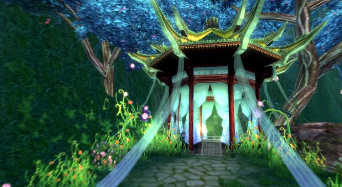 """""""Phê lòi mắt"""" với phong cảnh trong Thiên Hạ 3 - Ảnh 15"""