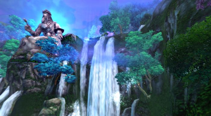 """""""Phê lòi mắt"""" với phong cảnh trong Thiên Hạ 3 - Ảnh 17"""