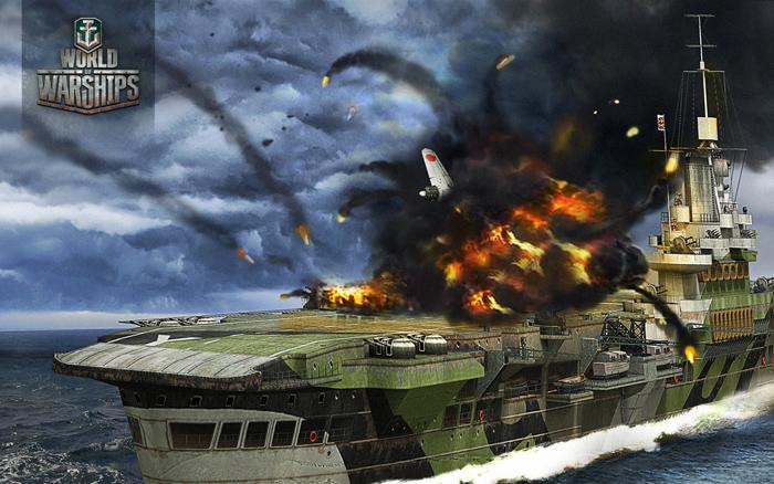 Thủy chiến khốc liệt trong World of Warships - Ảnh 5