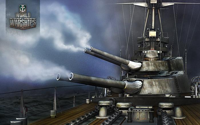 Thủy chiến khốc liệt trong World of Warships - Ảnh 6
