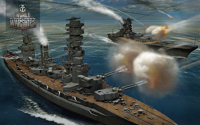 Thủy chiến khốc liệt trong World of Warships - Ảnh 7