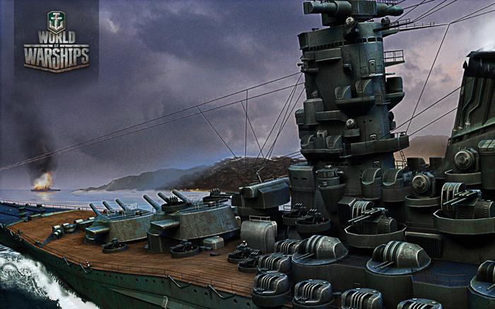 Thủy chiến khốc liệt trong World of Warships - Ảnh 11