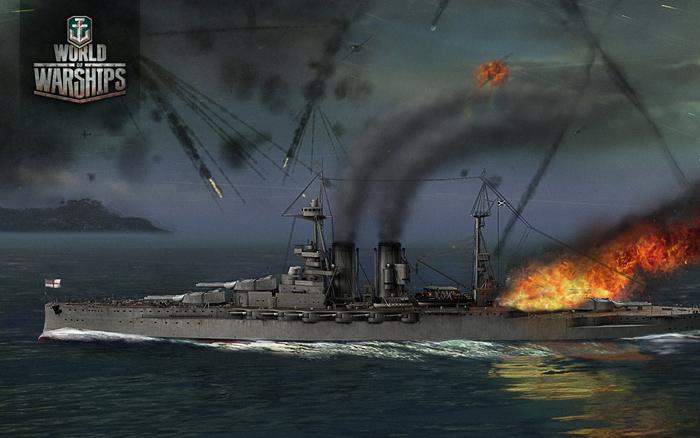 Thủy chiến khốc liệt trong World of Warships - Ảnh 13