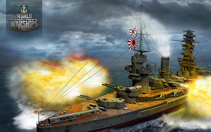 Thủy chiến khốc liệt trong World of Warships - Ảnh 14