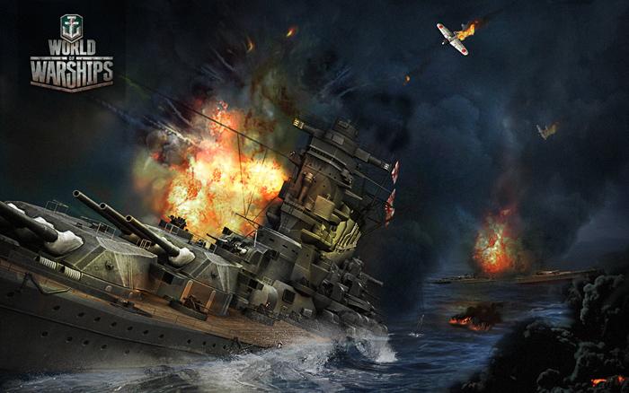 Thủy chiến khốc liệt trong World of Warships - Ảnh 16