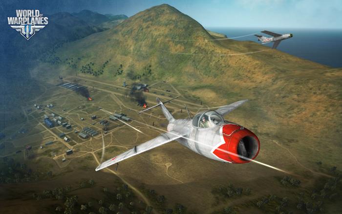 Máy bay Liên Xô bay lượn trong World of Warplanes - Ảnh 2