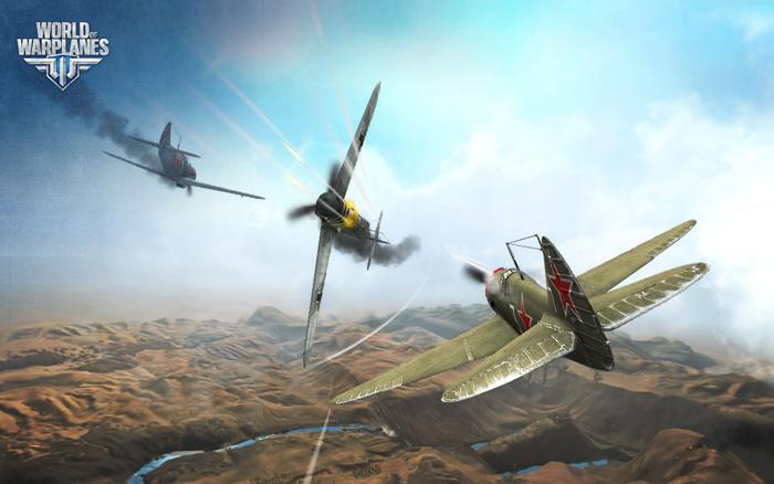 Máy bay Liên Xô bay lượn trong World of Warplanes - Ảnh 3