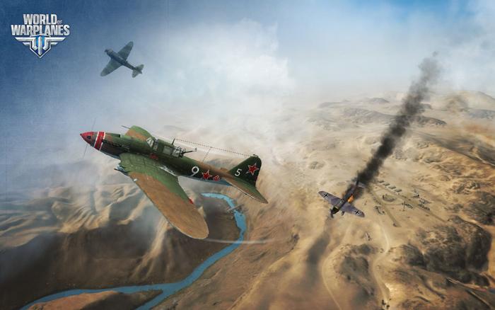 Máy bay Liên Xô bay lượn trong World of Warplanes - Ảnh 5