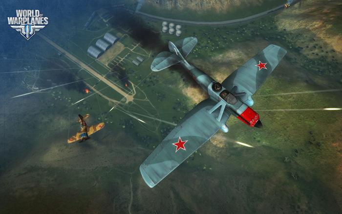 Máy bay Liên Xô bay lượn trong World of Warplanes - Ảnh 7