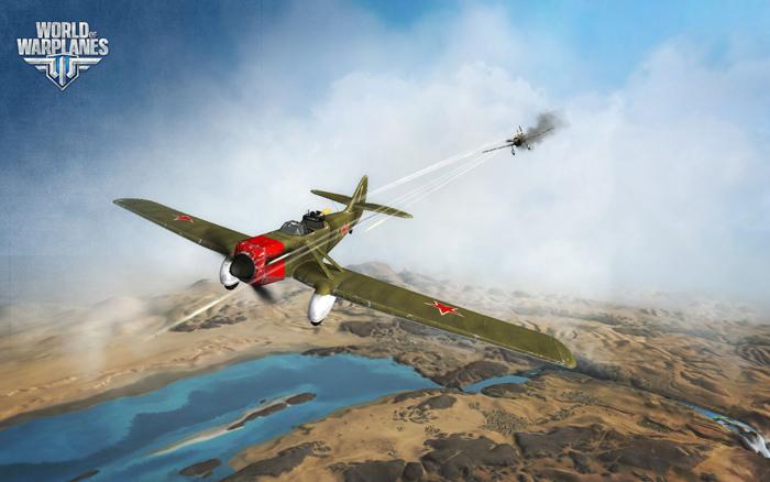 Máy bay Liên Xô bay lượn trong World of Warplanes - Ảnh 8