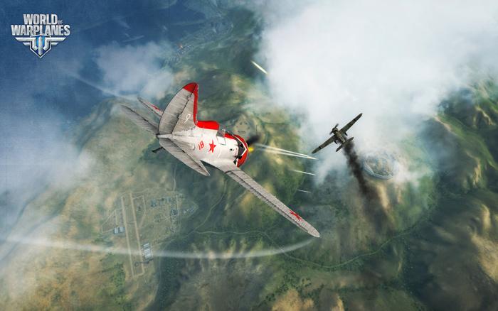 Máy bay Liên Xô bay lượn trong World of Warplanes - Ảnh 9