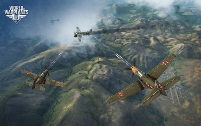 Máy bay Liên Xô bay lượn trong World of Warplanes - Ảnh 10