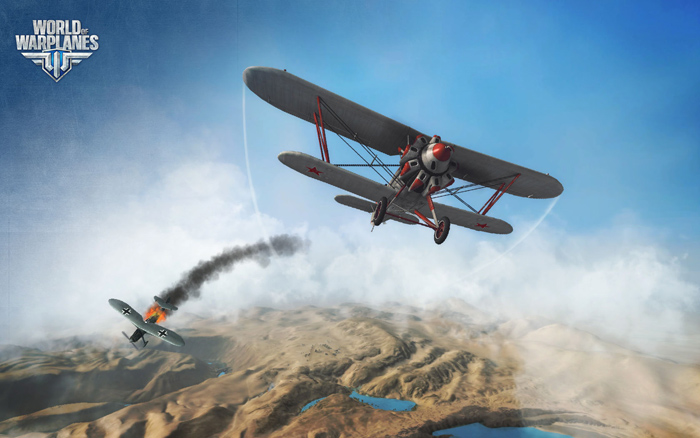 Máy bay Liên Xô bay lượn trong World of Warplanes - Ảnh 12
