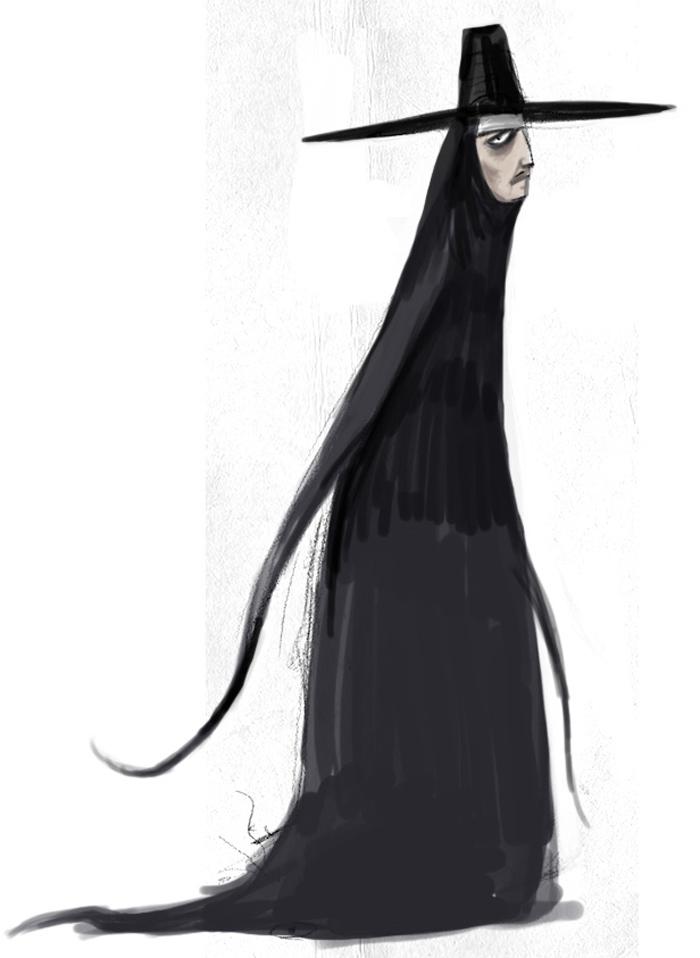Phương Đông huyền bí qua nét vẽ ma mị trong Asta