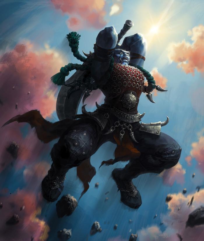 Artwork tuyệt đẹp về các nhân vật trong Asta - Ảnh 4