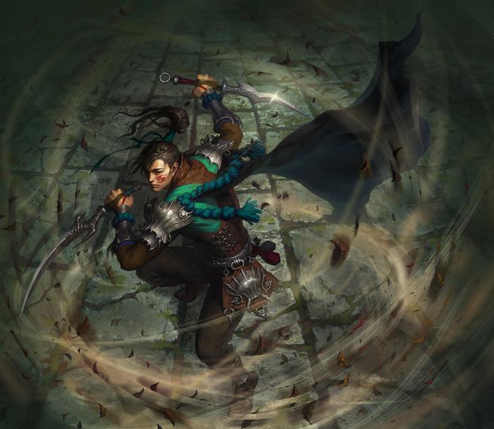 Artwork tuyệt đẹp về các nhân vật trong Asta - Ảnh 5