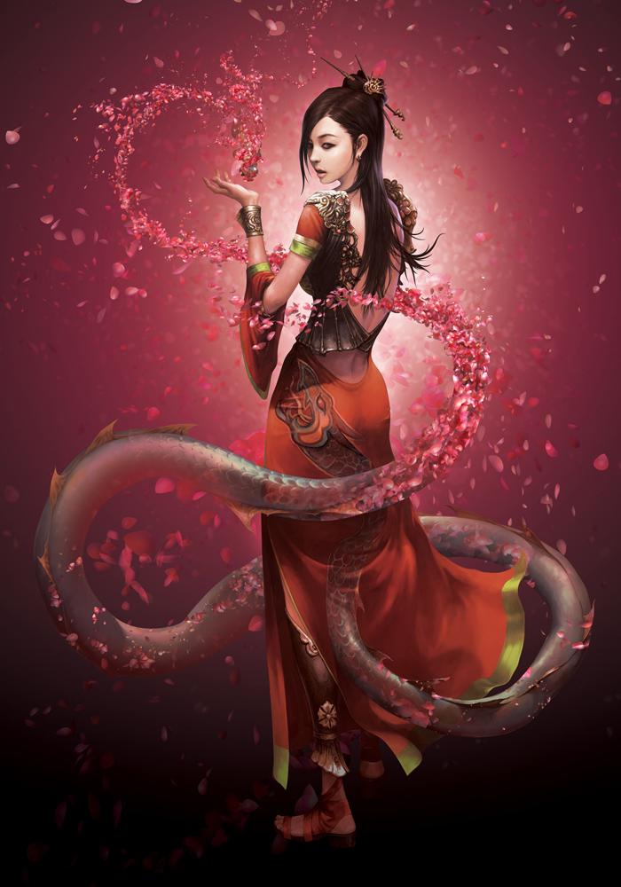 Artwork tuyệt đẹp về các nhân vật trong Asta - Ảnh 6