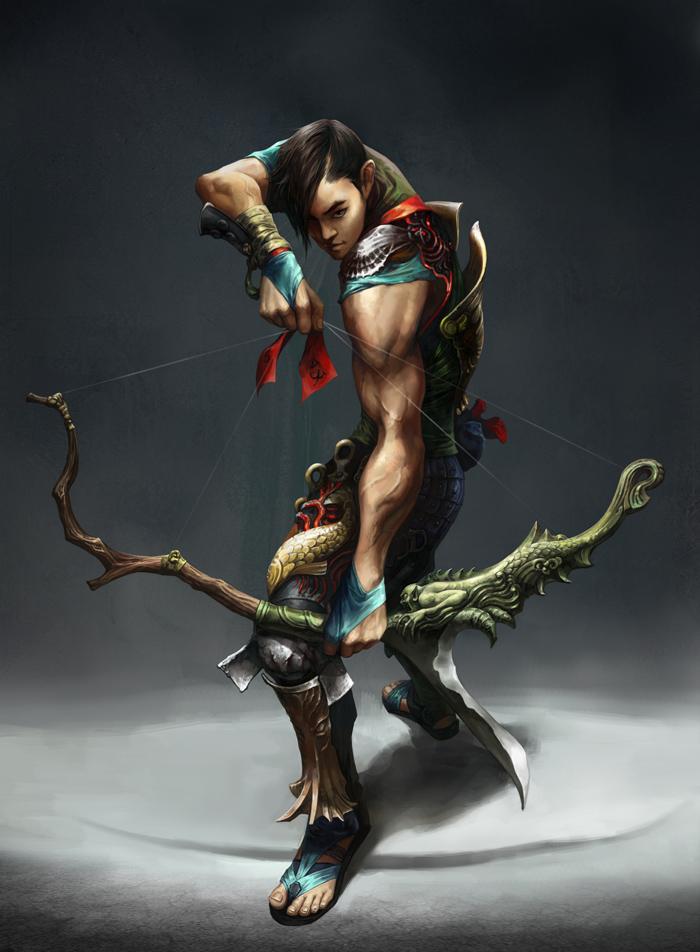 Artwork tuyệt đẹp về các nhân vật trong Asta - Ảnh 7