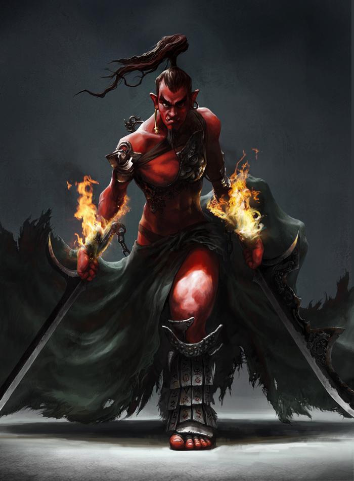 Artwork tuyệt đẹp về các nhân vật trong Asta - Ảnh 8