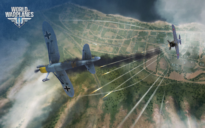 """""""Chim sắt"""" Đức lượn lờ trong World of Warplanes - Ảnh 3"""