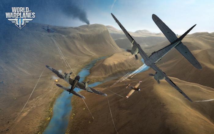"""""""Chim sắt"""" Đức lượn lờ trong World of Warplanes - Ảnh 4"""