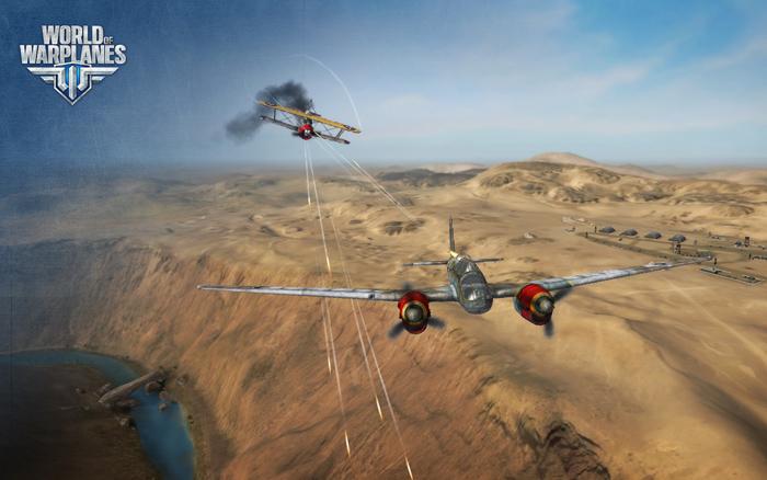 """""""Chim sắt"""" Đức lượn lờ trong World of Warplanes - Ảnh 5"""